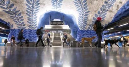 ?? Bild: Ali Lorestani/tt ?? Siffrorna talar sitt tydliga språk – svenskarnas otålighet kittlas och förflyttningar ökar.