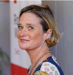 ?? FOTO FVV ?? Delphine van Saksen-Coburg.