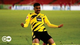 ??  ?? Borussia Dortmund once again had their youngsters to thank