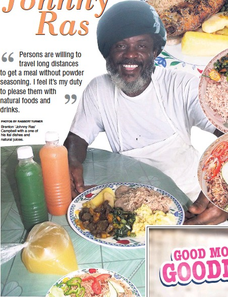 The Ital Cooking Of Johnny Ras Pressreader