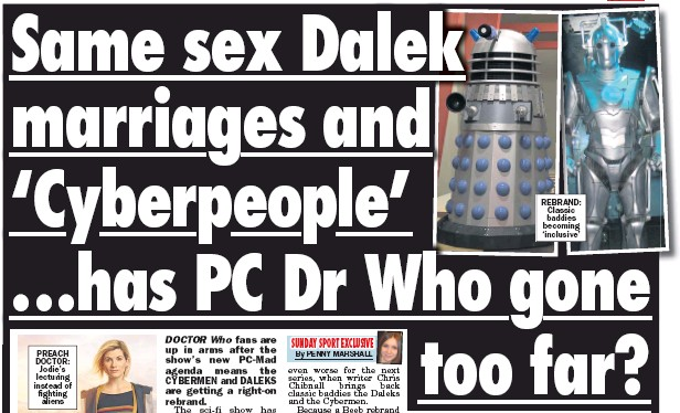 dr who sex