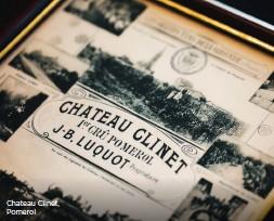 ??  ?? Chateau Clinet, Pomerol