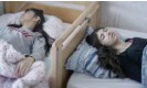 ?? Photograph: Magnus Wennman/AP ?? Two sisters are bedridden with 'resignation syndrome' in Horndal, Sweden, 2017.