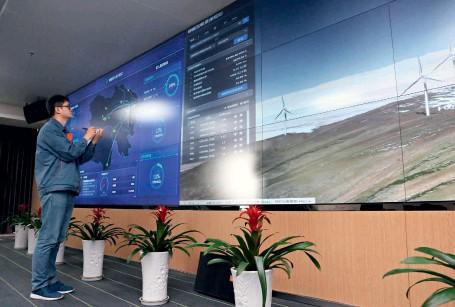 ??  ?? 中国首个新能源大数据创新平台接入数据量破53 亿条