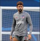 ??  ?? Diego Costa deixou o Atl. Madrid em 2020 e está sem clube