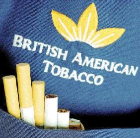 ?? LaPresse ?? Colosso Bat è il secondo produttore mondiale di sigarette, 14,7 miliardi di dollari di fatturato globale