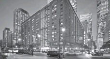 ?? CONRAD HOTEL NEW YORK ?? Conrad New York Downtown is offering leaplings a complimentary birthday stay on Feb. 29.