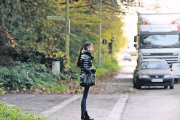 Strassenstrich krefeld Prostitution am