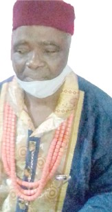 ??  ?? nt Ruler of Obanliku LGA, HRM Amos