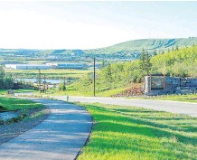 """??  ?? The """"unique"""" location is a key factor in Tamani Communities' Riversong in Cochrane's win, says company vice-president Cam Hart."""