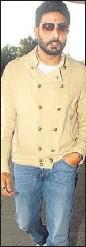 ??  ?? Abhishek Bachchan