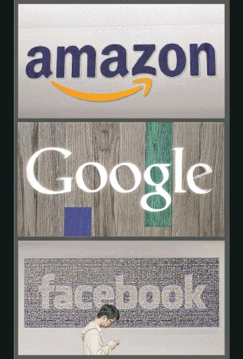 ?? AP ?? A mid-year deadline is on the horizon for talks about a global deal to defuse trade disputes over digital taxes that would affect Amazon.com, Google and Facebook and that the United States views as discriminatory.