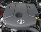 ??  ?? Toyota applique la mode du downsizing même à la performance, ce nouveau 2,4L D-4D ne développant que 150 ch.