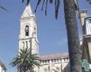 ??  ?? L'église Saint Nazaire de Sanary a récemment retrouvé sa cloche.