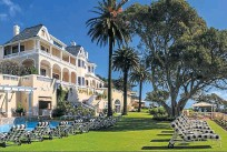 ??  ?? PET PROJECT: FirstRand founder Paul Harris's Ellerman House