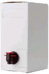 ?? FOTO: 123RF ?? La caja tiene como función contener y proteger la bolsa y la válvula, ofreciendo a su vez una superficie apta para la impresión de marcas, publicidad.