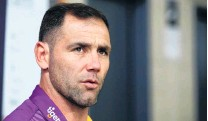 ?? PHOTO: GETTY IMAGES ?? Glittering career . . . Cameron Smith, captain of the Melbourne Storm.