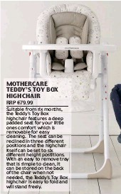 38394a0e1e6 PressReader - Irish Daily Mail  2017-11-20 - MOTHERCARE TEDDY S TOY ...