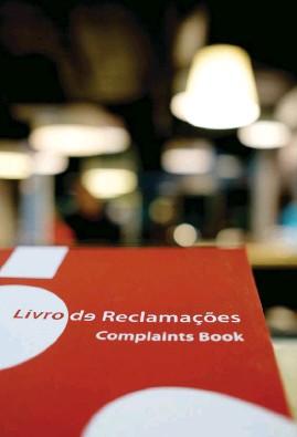 ?? Miguel Baltazar ?? A partir de Julho, poderá apresentar reclamações sem preencher este livro.