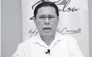 ?? EL DEBATE ?? >Juan Carlos Estrada, dirigente estatal del PAN.