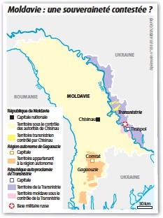 ??  ?? Entretien avec Florent Parmentier, « Moldova: a leap of hope towards Europe », Eastern Circles, 16 novembre 2020 (https://bit.ly/370Clcc). Déclaration conjointe du président Emmanuel Macron et de la présidente de la République de Moldavie, Maia Sandu, 4 février 2021, site officiel de l'Élysée (https://bit.ly/3p93nEz) Christophe Blain et Abel Lanzac, Quai d'Orsay (2 tomes), Paris, Dargaud, 2010 et 2011. Florent Parmentier, Moldavie, les atouts de la francophonie, Paris, Non Lieu, 2010.