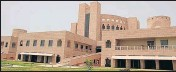 ?? MinT/phoTo ?? ISB Hyderabad cohosted the Admission Institute.