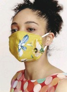 ??  ?? a mask from The Social Outfit. take an interactive Yum Tum cooking class with a top chef.