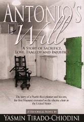 ?? / Suministrada ?? Portada del libro 'Antonio's Will', Tirado-Chiodin. de Yasmin