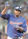 ?? ANTHONY GRUPPUSO, USA TODAY SPORTS ?? Signing Miguel Sano helped open doors in the Dominican Republic for the Twins.