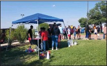 ?? HERALD file photo ?? Scenic Mountain Medical Center will be handing out 400 backpacks during the annual Health Splash this Thursday. Howard County students are encouraged to stop by and visit with more than 20 vendors.