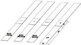 ??  ?? 图4 电阻点焊及激光搭接焊试样示意图