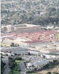?? African News Agency (ANA) Archives ?? AN AERIAL view of Pollsmoor Prison. |