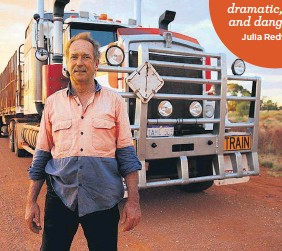 Steve Grahame Is The Truck Driver Star Of Outback Truckers