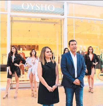 Pressreader La Prensa Grafica 2018 12 10 Oysho Abre Su Primera
