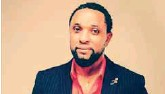 ??  ?? Wisdom Okowa, the brain behind The Victory Okowa Foundation