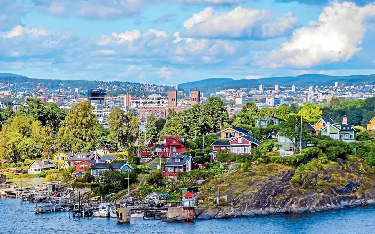 ??  ?? Oslo is the holder of the European Green Capital Award 2019.