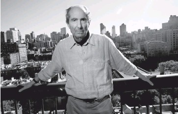 ?? ERIC THAYER/REUTERS ?? Philip Roth in New York in 2010.