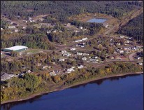 ?? CP FILE PHOTO ?? An aerial view of Fort McKay, Alta., from 2011.