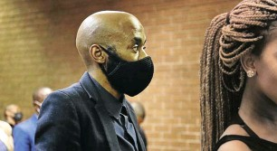 ?? Picture: Zama Luthuli ?? Ntuthuko Shoba, the alleged mastermind in the murder of his lover Tshegofatso Pule.