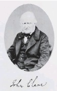 """?? FOTO: MAURITIUS / ALAMY / PICTORIAL ?? Eine frühe Fotografie von 1862 zeigt den späten John Clare. Seine letzten Jahre verbrachte er in einem """"lunatic asylum""""und starb 1964 mit 70 Jahren."""