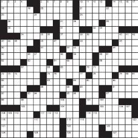?? ©2018 Tribune Content Agency, LLC. ?? Answers to last week's puzzle below. 12/9/18 xwordeditor@aol.com