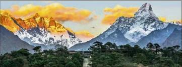 ?? (DR) ?? Déguster la cuisine d'un chef étoilé au Michelin avec un explorateur dans l'Himalaya ? C'est possible.