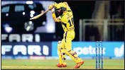 ?? PTI ?? Moeen Ali of Chennai Super Kings