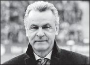 ??  ?? Ottmar Hitzfeld
