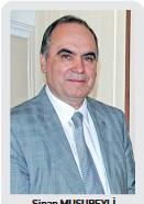 ??  ?? Sinan MUSUBEYLİ Eskişehir Jant Sanayi (EJS) Yönetim Kurulu Başkanť