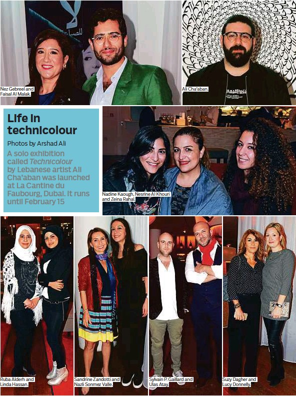 Pressreader Gulf News 2017 01 22 Life In Technicolour