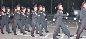 ??  ?? Создание и развитие кадетских корпусов предполагает подготовку будущих кадров для Вооружённых Сил России.