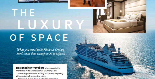 PressReader - Gourmet Traveller (Australia): 2017-11-20 - THE LUXURY