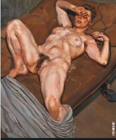 ??  ?? PORTRAIT OF ROSE. ÓLEO SOBRE LIENZO. 1978-1979. La modelo fue su propia hija, Rose Boyt, a los 18 años, lo que causó un verdadero revuelo cuando se reveló el cuadro.