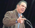 ?? SETH WENIG/AP ?? New York Gov. Andrew Cuomo's office denies accusations that he sexually harassed an aide.
